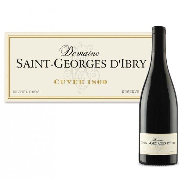 2018 - Cuvée 1860 - Saint-Georges d'Ibry - IGP Côtes De Thongue - Languedoc - Frankrijk
