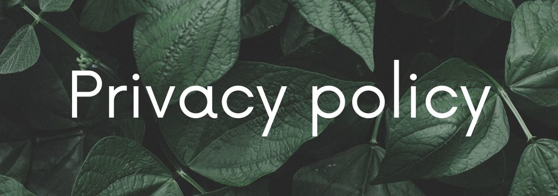 banner privacy policy