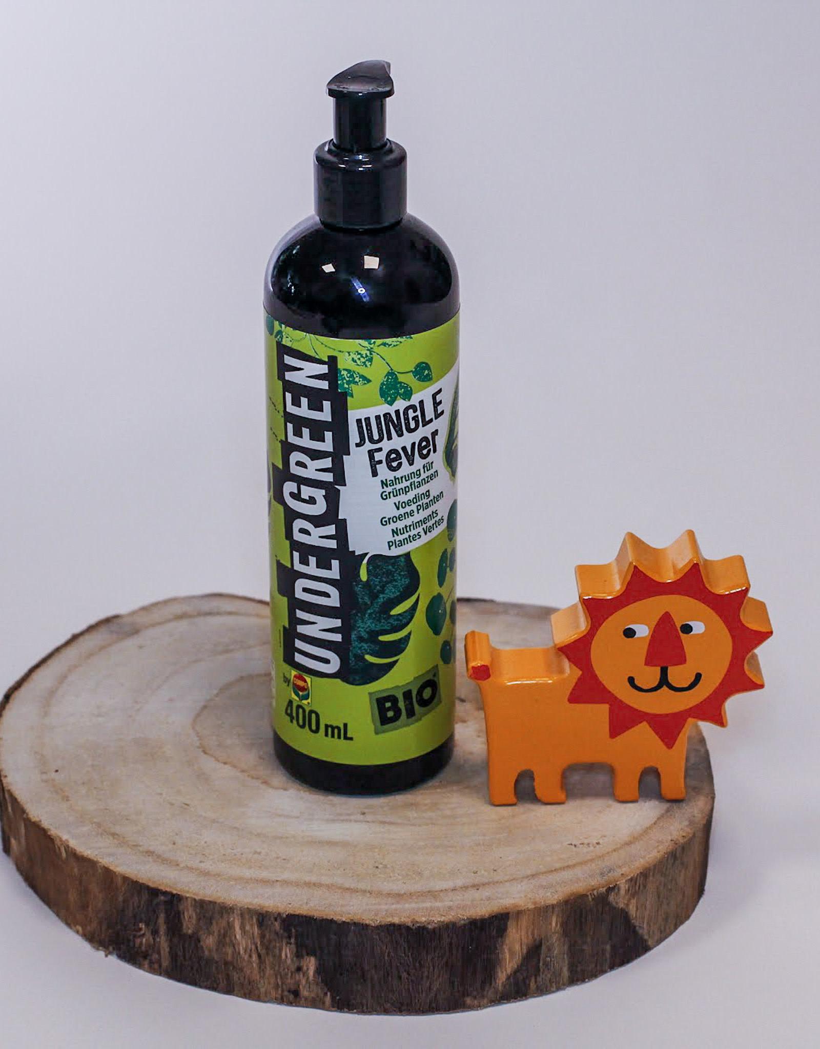 Undergreen jungle fever