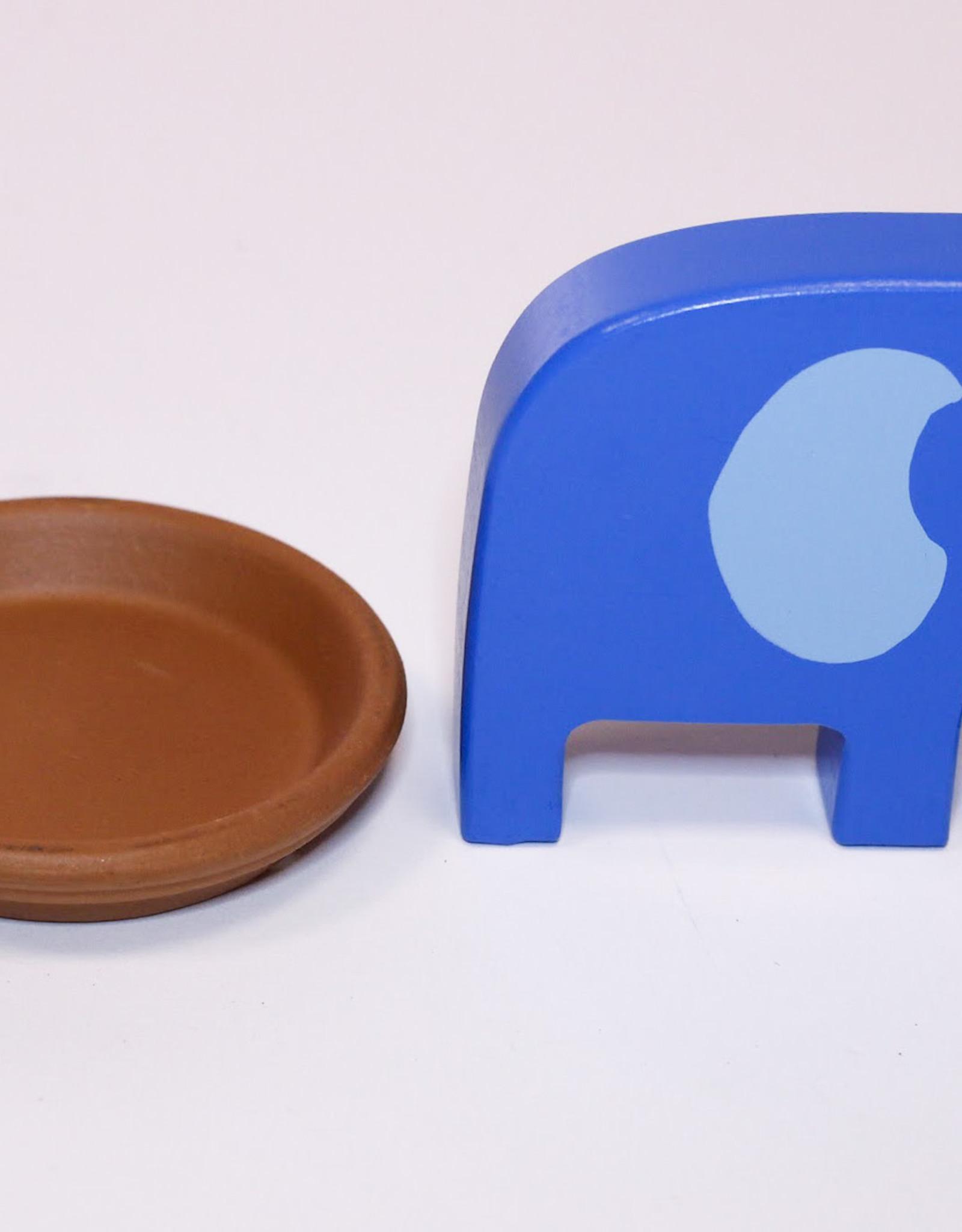 Terracotta schaal D9