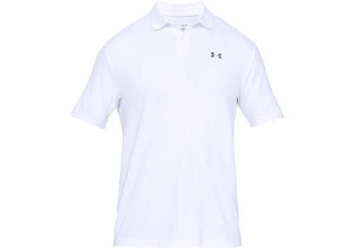 Under Armour UA Performance Polo 2.0 - White