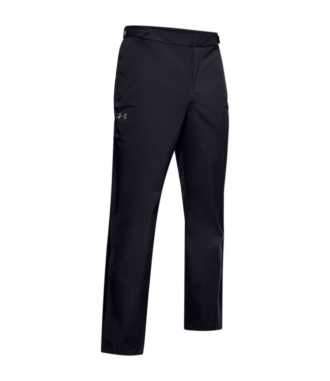 Under Armour UA Elements Rain Pant-Black / / Pitch Gray
