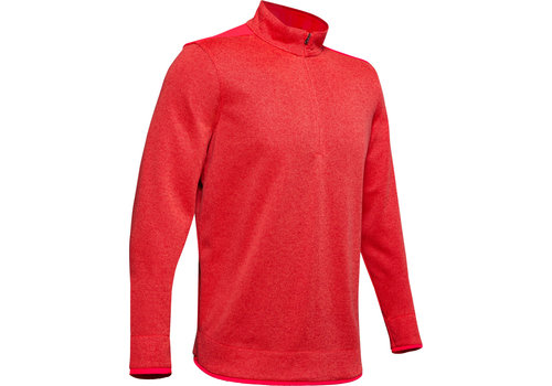 Under Armour UA SweaterFleece 1/2 Zip-Beta / Cordova / Beta