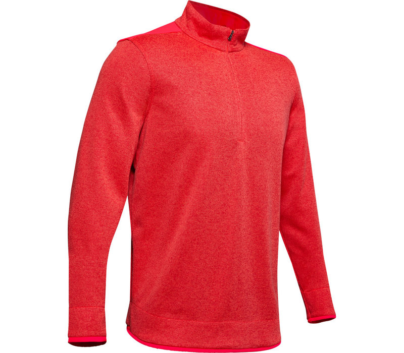 UA SweaterFleece 1/2 Zip-Beta / Cordova / Beta