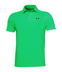 Under Armour UA Vanish Polo-Vapor Green / Black / Black