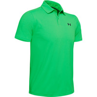 UA Vanish Polo-Vapor Green / Black / Black