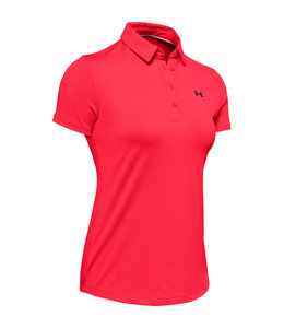 Under Armour UA Zinger Short Sleeve Polo-Beta / / Black