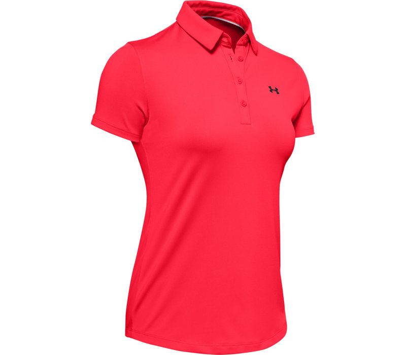 UA Zinger Short Sleeve Polo-Beta / / Black