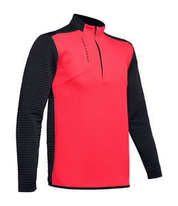 Under Armour UA Crestable Storm Daytona 1/2 Zip-Beta / Academy / Black