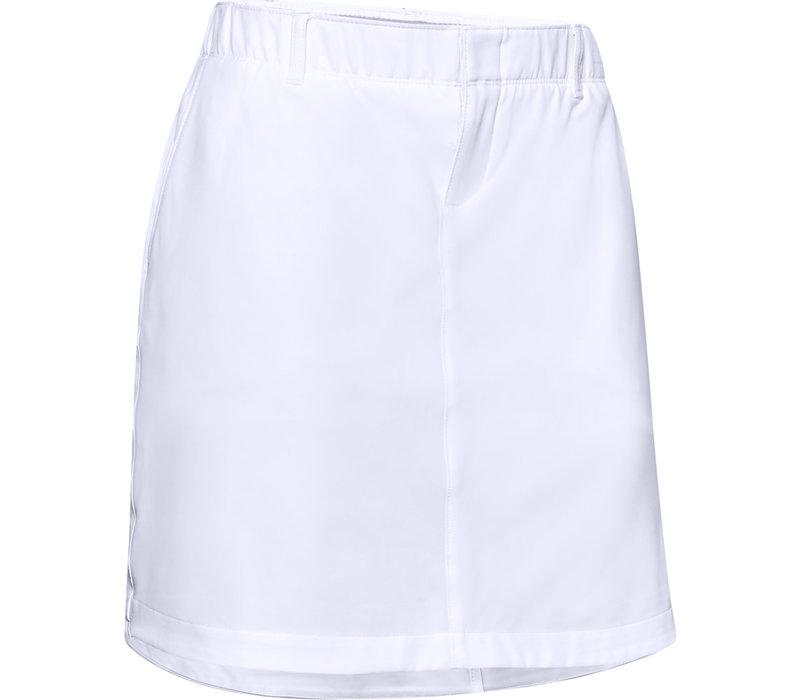 UA Links Woven Skort-White / / White