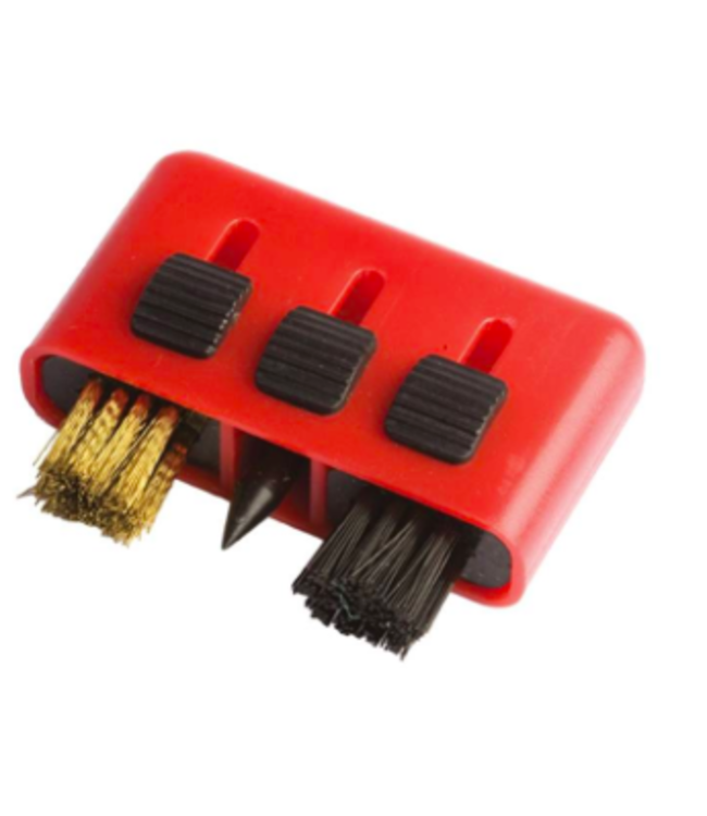 Legend 3-in-1 mini brush