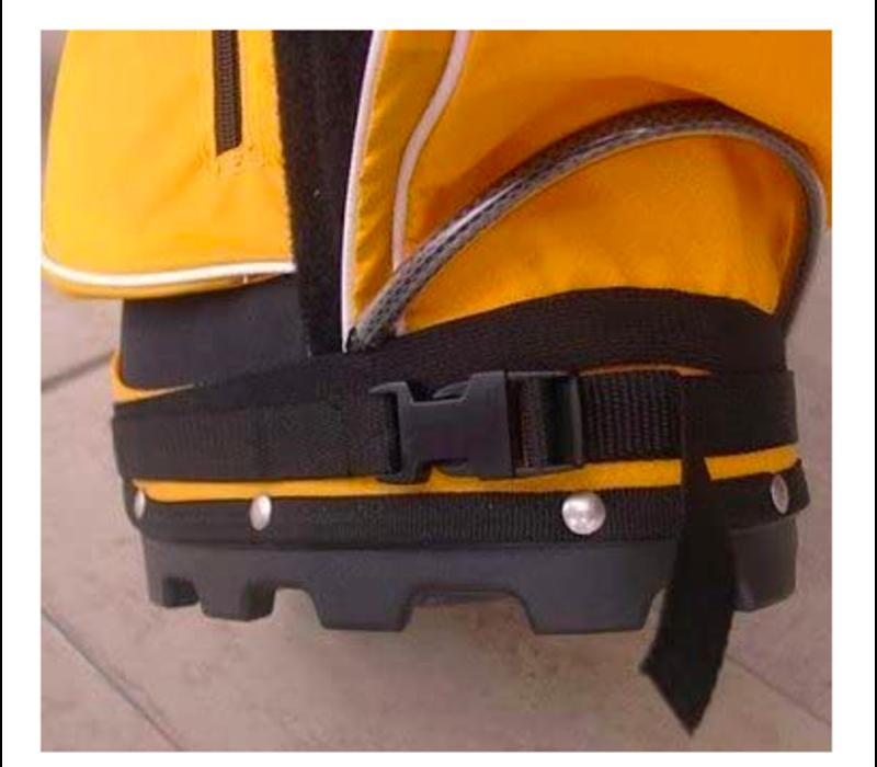Pair of cart straps