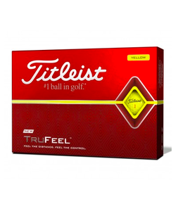 Titleist Titleist 2019 Trufeel Yellow