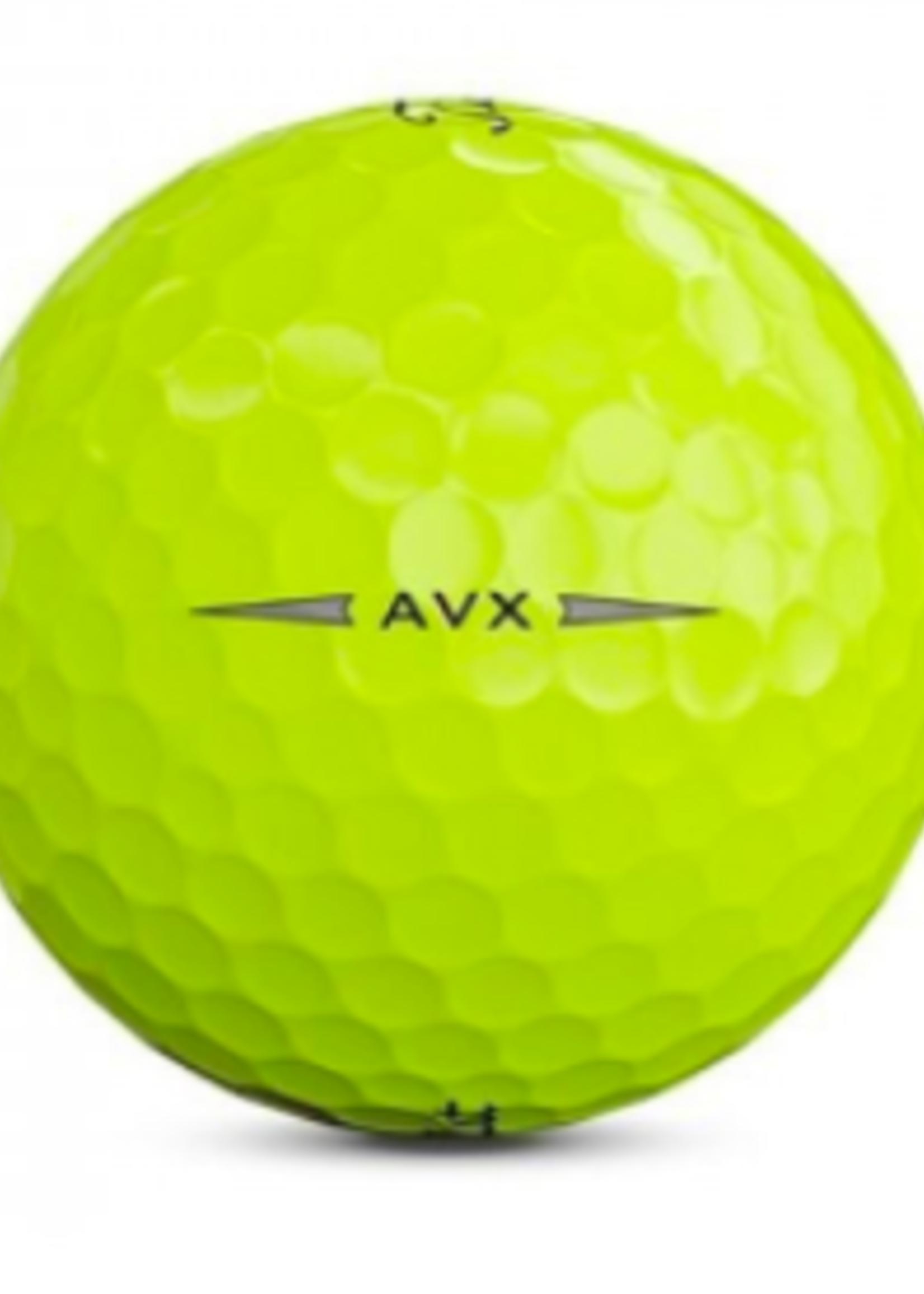 Titleist Titleist 2020 AVX Yellow