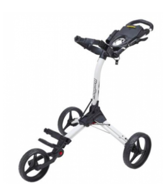 BagBoy Trolley BagBoy Compact-3 2020 White/Black Accents