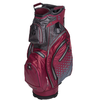 FastFold FastFold Thunder Waterproof Cart Bag burgundy/grey