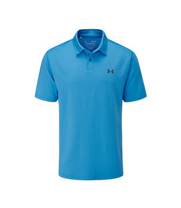 Under Armour Performance Polo 2..0-Electric Blue /  / Pitch Gray