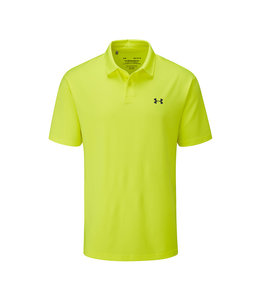 Under Armour Performance Polo 2..0-Yellow Ray /  / Pitch Gray