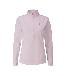 Under Armour Storm Midlayer 1/2 Zip-Crystal Lilac / Crystal Lilac / Exotic Bloom
