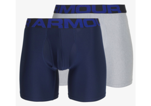Under Armour Tech 6in 2 Pack-Royal /  / Academy