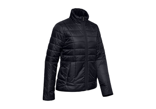 Under Armour UA Armour Insulated Jacket-Black /  / Jet Gray