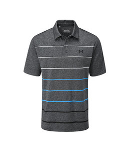 Under Armour UA Playoff Polo 2..0-Pitch Gray /  / Black