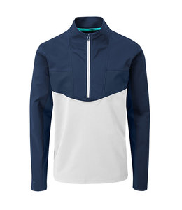 Under Armour UA Storm Windstrike 1/2 Zip-Academy / White / White