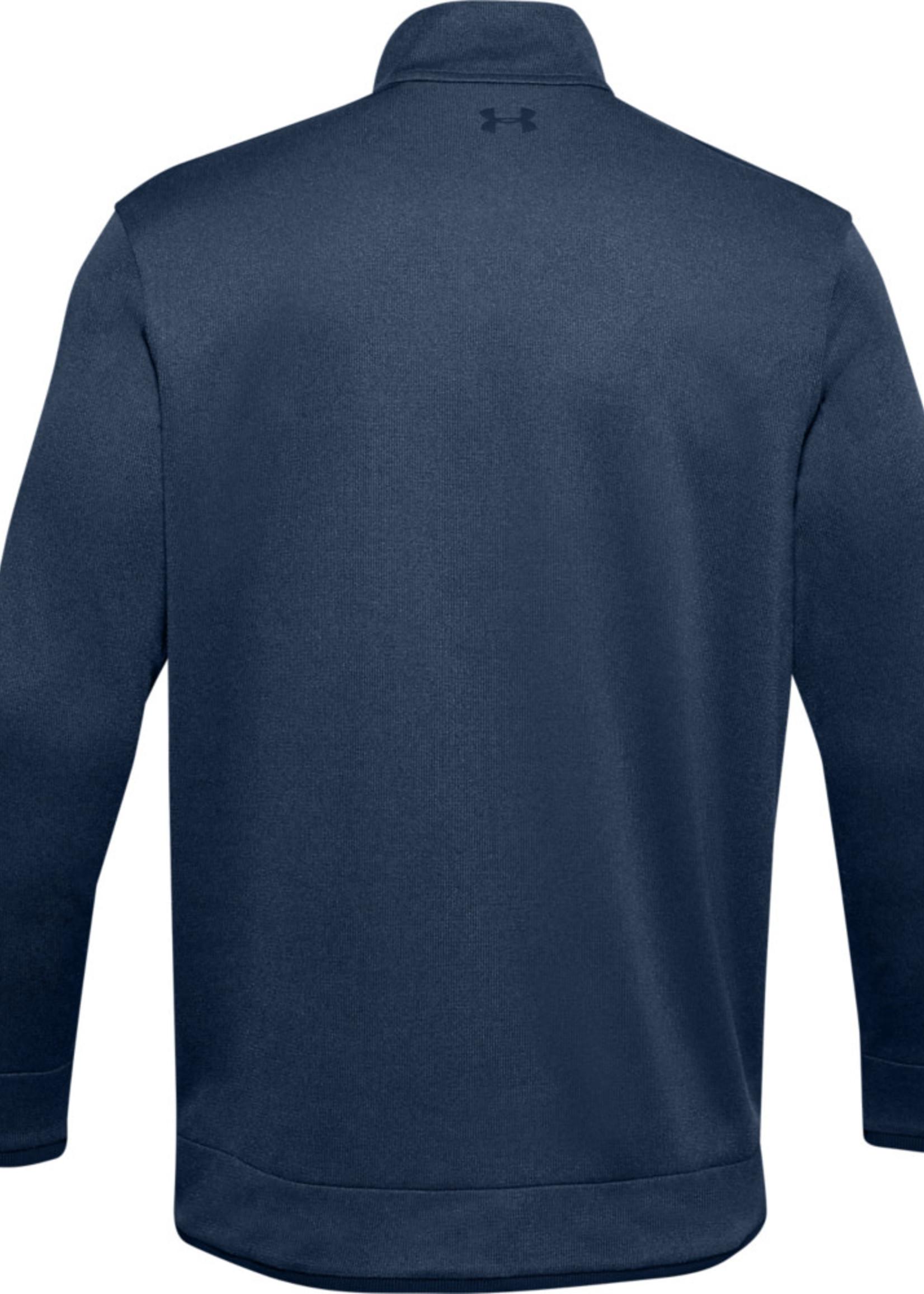 Under Armour UA SweaterFleece 1/2 Zip-Academy / Academy / Academy