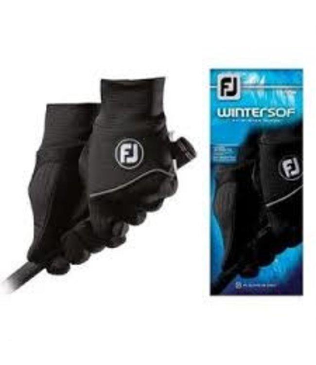 Footjoy FootJoy WinterSof Golf Gloves Men (Pair Pack)
