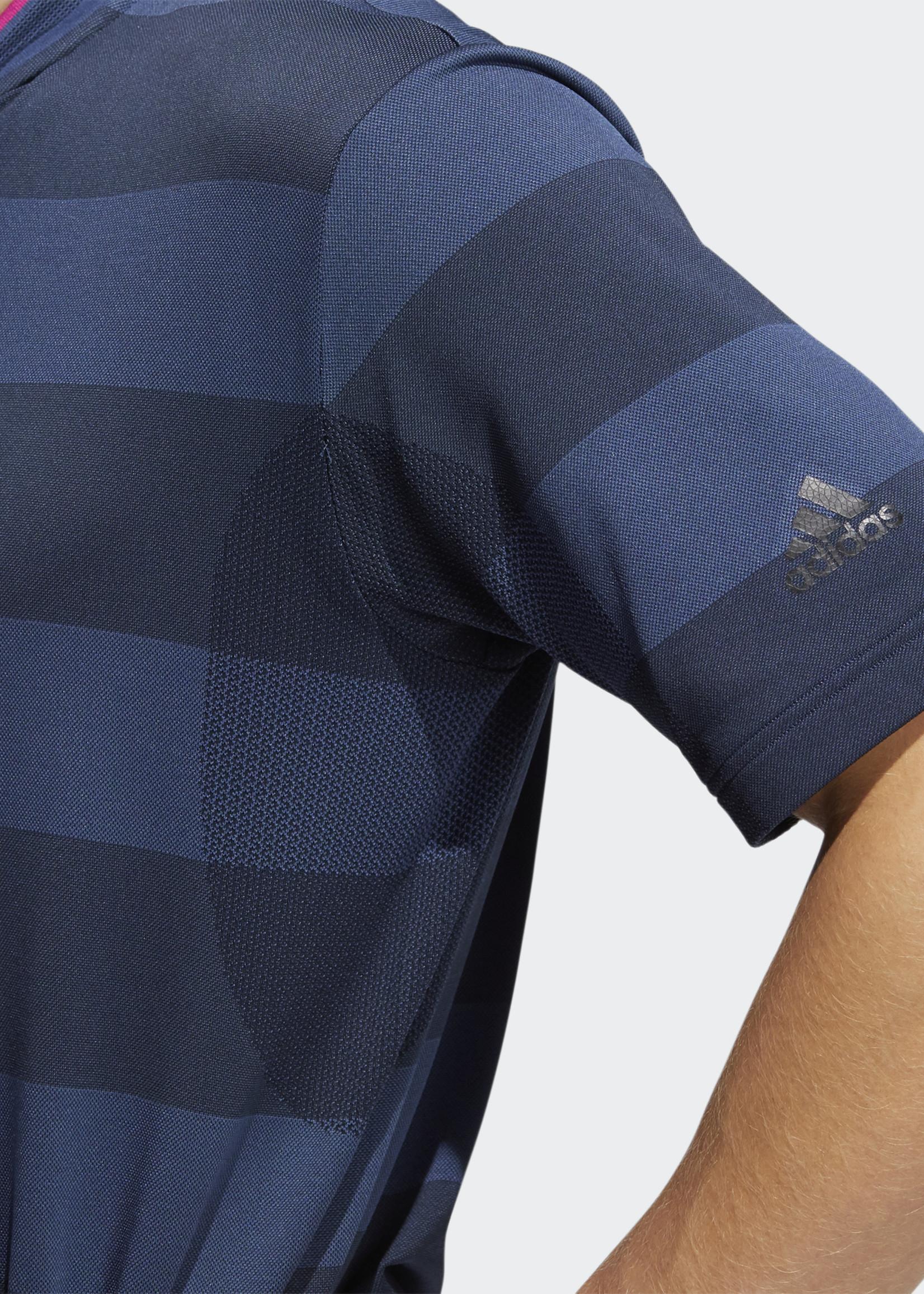 Adidas PRIMEKNIT POLO      NMARIN/NTNAVY