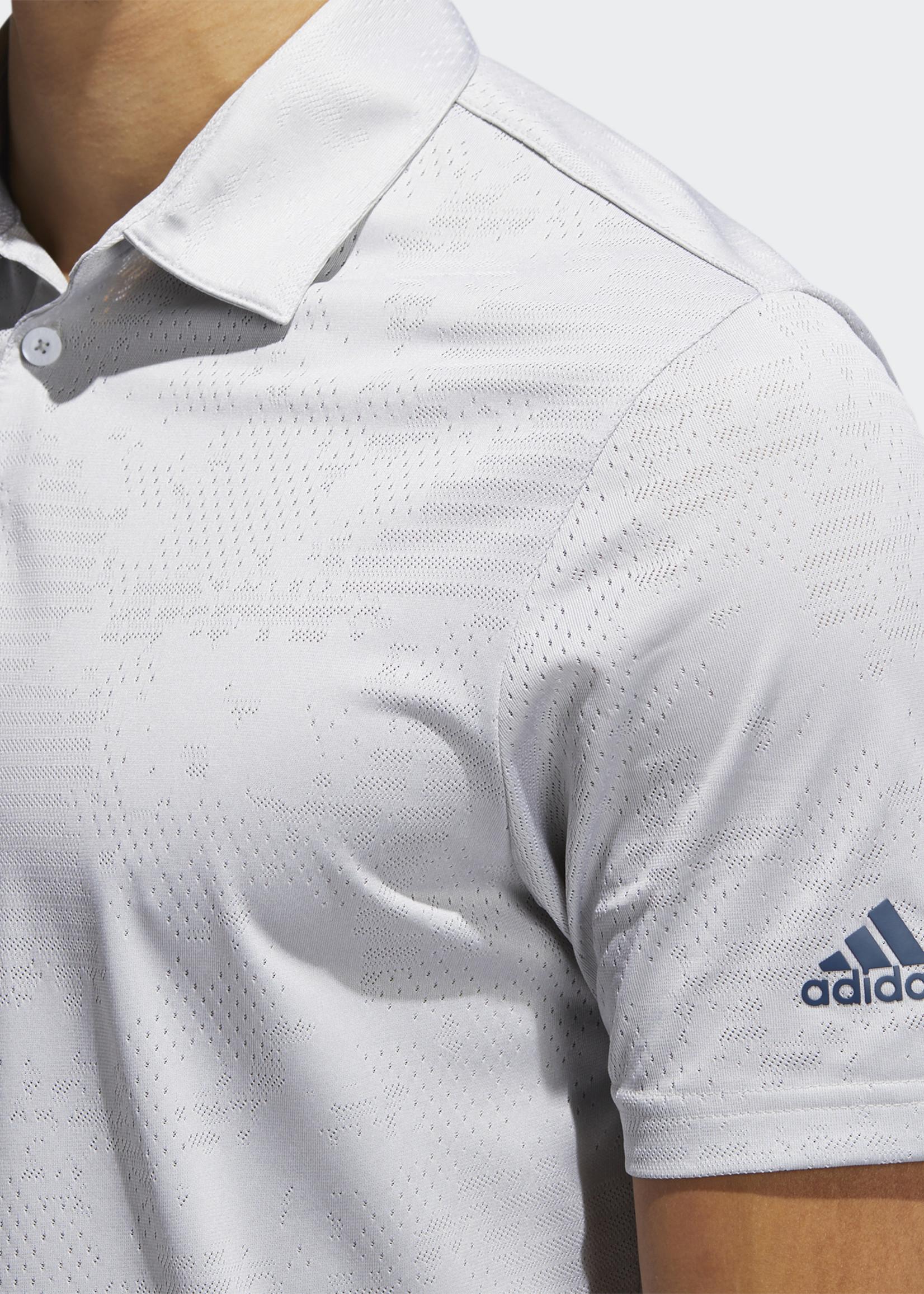 Adidas CAMO POLO           WHITE/GRETWO