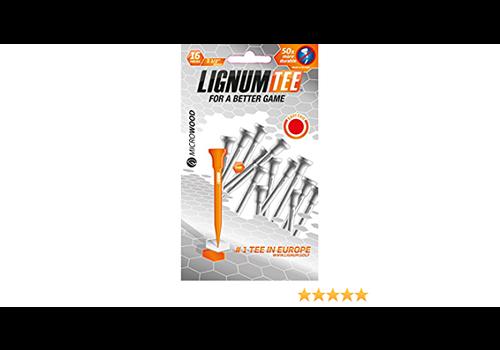 Lignum Lignum Tees 38 mm bag 16 pcs white