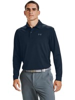Under Armour UA Performance LS Polo-Academy /  / Pitch Gray