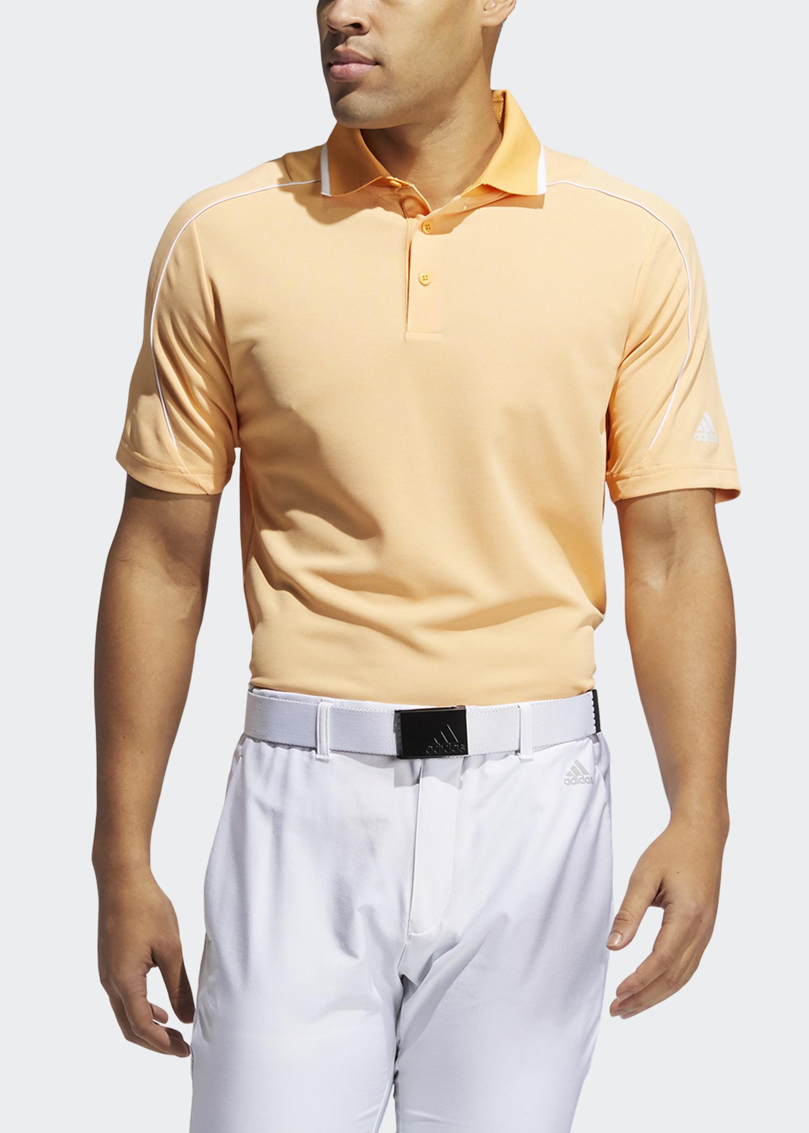 Adidas No Show Polo Orange GM3462