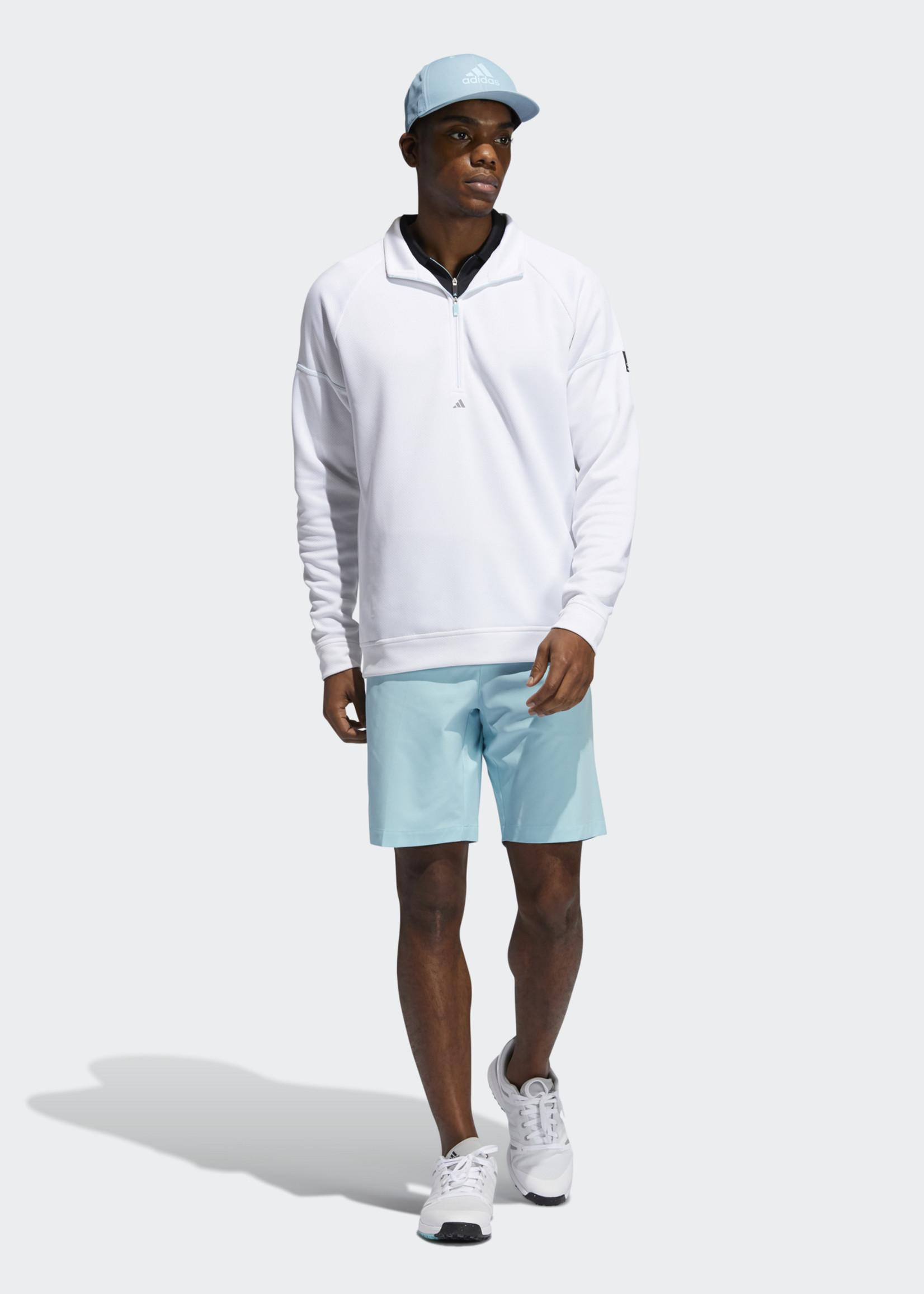 Adidas EQUIPMENT 1/4 ZIP SWEATSHIRT Wit