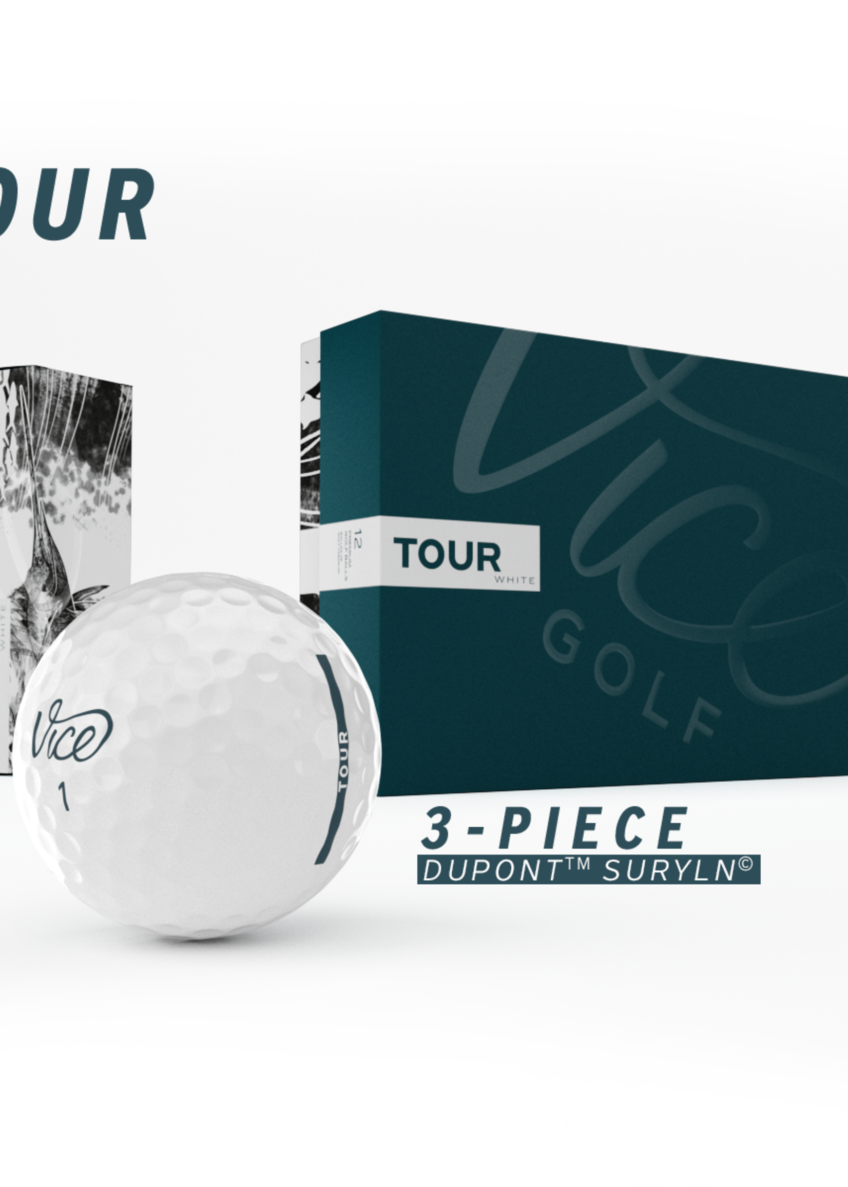 Vice Vice TOUR White