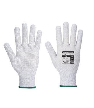 A196 - Antistatische Micro Dot handschoen