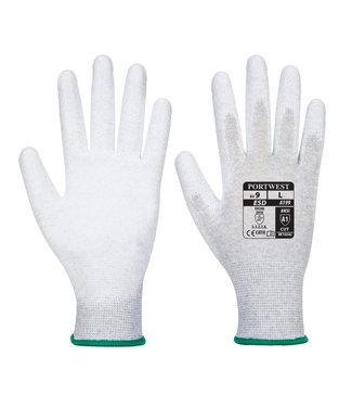 A199 - Antistatische PU-Palmhandschoen