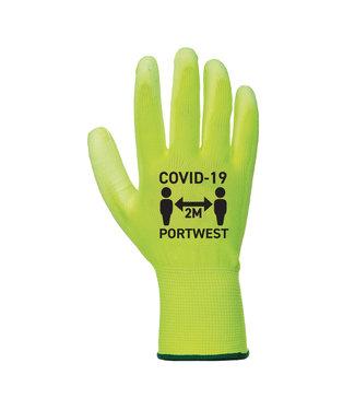 CV20 - Covid PU handschoen