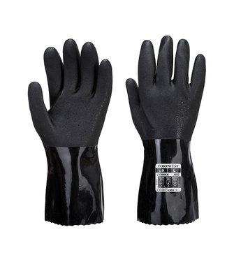 A882 - Chemiebestendige en ESD veilige PVC handschoen