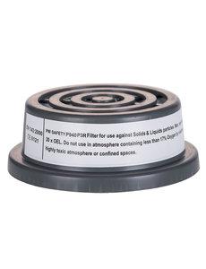 P940 - P3 Fijnstof Filter Schroefdraadbevestiging (6 stuks)