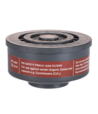P900 - A1 Gas Filter met speciale draadbevestiging (6 stuks)
