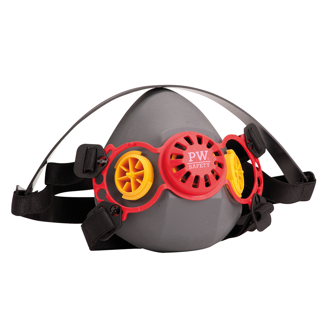 Herbruikbare halfgelaat maskers