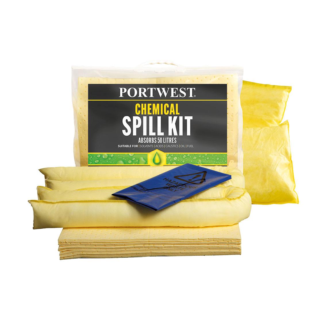 Chemicaliën spill