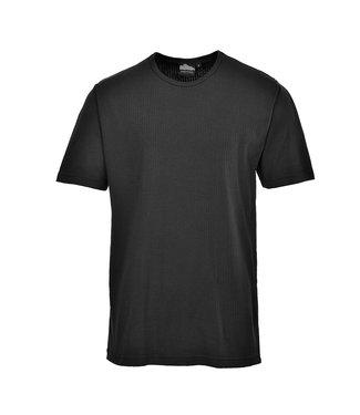 B120 - Thermisch T-Shirt Korte Mouw