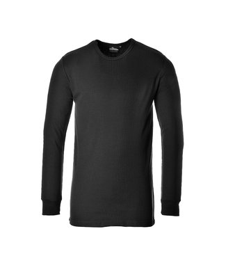 B123 - Thermisch T-Shirt Lange Mouw