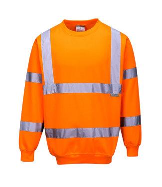 B303 - Hi-Vis Sweatshirt