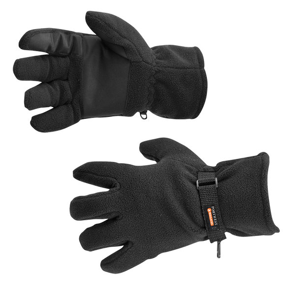 GL12 - Fleece Handschoen Gevoerd Met Insulatex