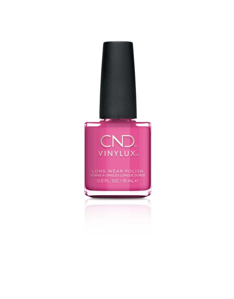 CND™ VINYLUX™ Hot Pop Pink #121