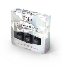 CND™ VINYLUX™ mini top coat collection 3.7 ml